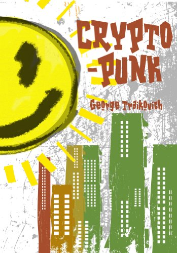 Crypto-Punk by George Traikovich