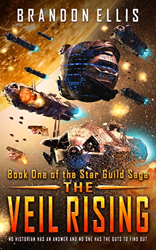 The Veil Rising by Brandon Ellis