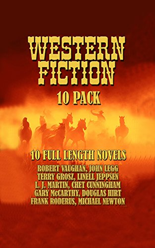 Western Fiction 10 Pack by Various Authors