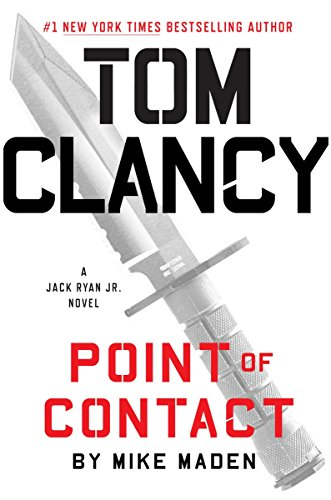 Tom Clancy Point of Contact (A Jack Ryan Jr. Novel) by Mike Maden