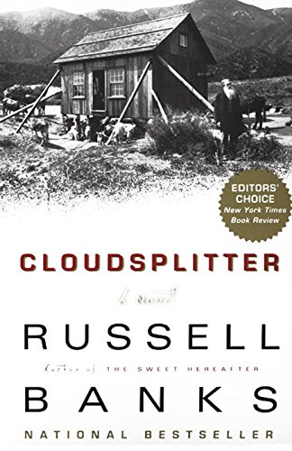 Cloudsplitter: A Novel by Russell Banks