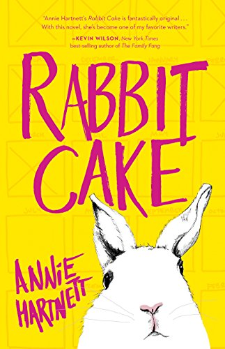 Rabbit Cake by Annie Hartnett
