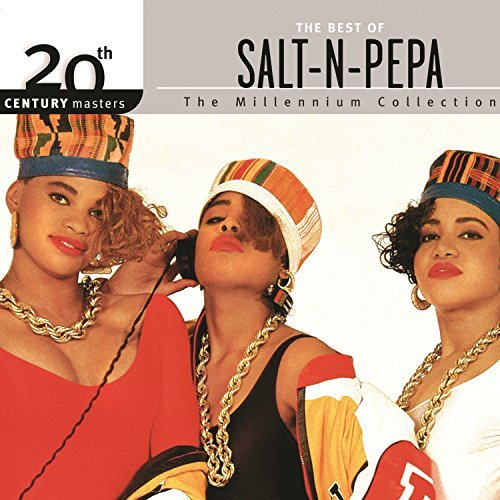 The Best Of Salt-N-Pepa By Salt-N-Pepa