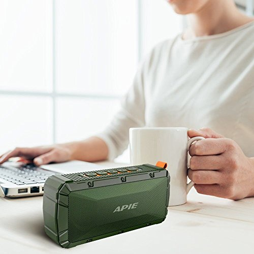 Portable Wireless Outdoor Bluetooth Speaker