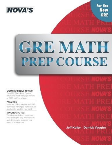 GRE Math Prep Course by Jeff Kolby