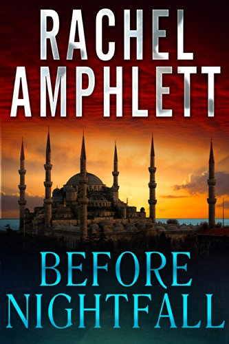 Before Nightfall by Rachel Amphlett