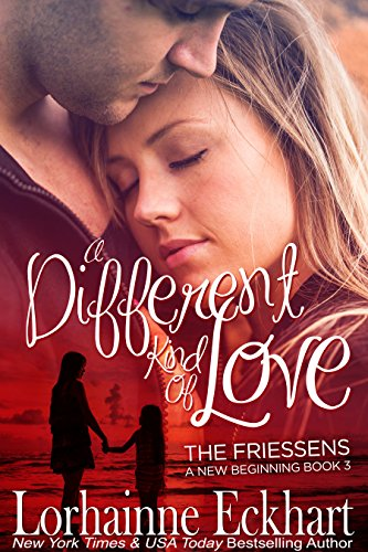 A Different Kind of Love by Lorhainne Eckhart