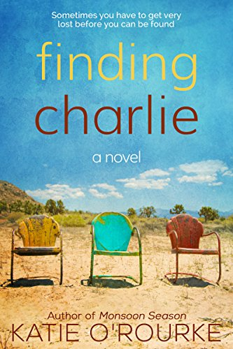 Finding Charlie by Katie O'Rourke