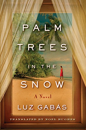 Palm Trees in the Snow by Luz Gabás
