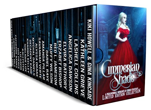 Cimmerian Shade: A Limited Edition Paranormal Romance & Urban Fantasy Collection by Various Authors