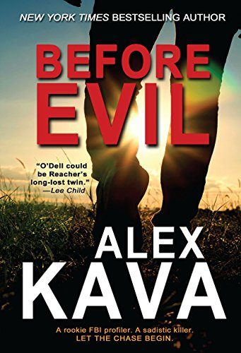 Before Evil: (The Prequel) (Maggie O'Dell Book 12) by Alex Kava