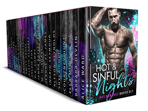 Hot & Sinful Nights by Various Authors