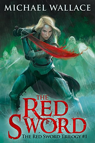 The Red Sword by Michael Wallace