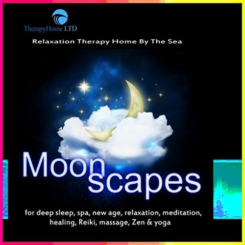 Moonscapes for Deep Sleep By Relaxation Therapy Home By The Sea