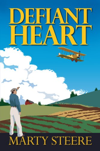 Defiant Heart by Marty Steere