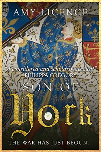 Son of York by Amy Licence