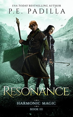 Resonance (Harmonic Magic Book 3) by P.E. Padilla