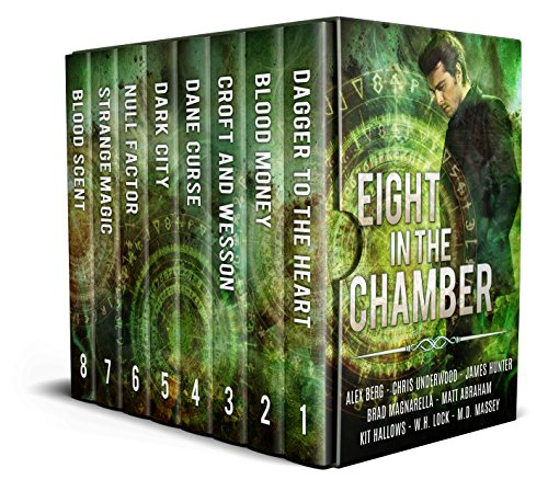 Eight in the Chamber: Urban Fantasy/Sci-Fi Box Set by Various Authors