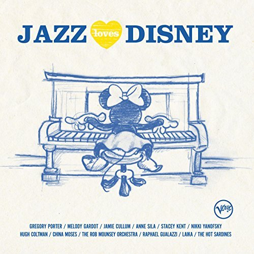 Jazz Loves Disney By Multi Interprètes