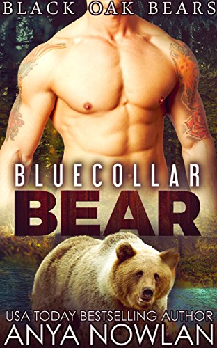 Bluecollar Bear by Anya Nowlan