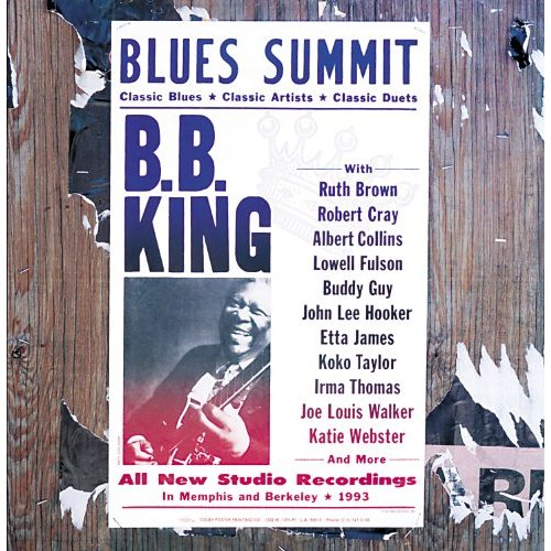 Blues Summit By B. B. King