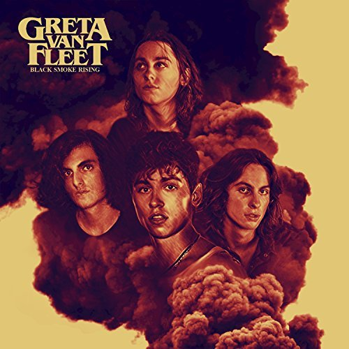 Black Smoke Rising By Greta Van Fleet