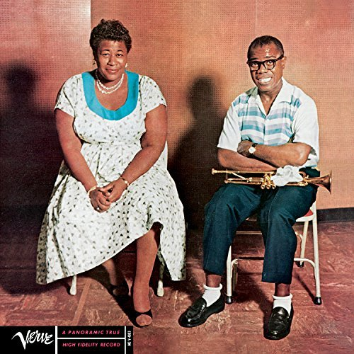 Ella and Louis By Ella Fitzgerald & Louis Armstrong