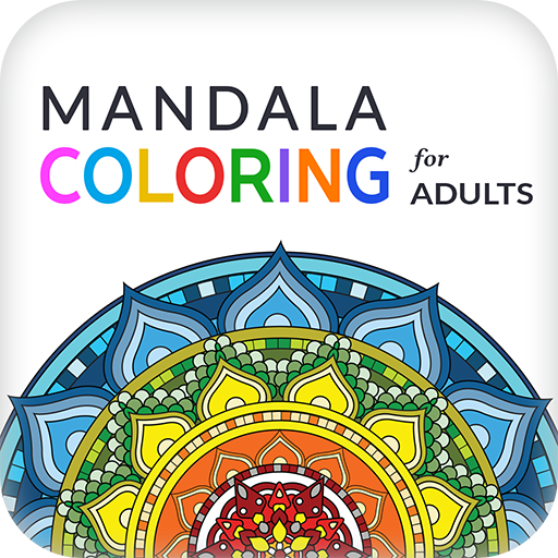 Mandala Coloring for Adults