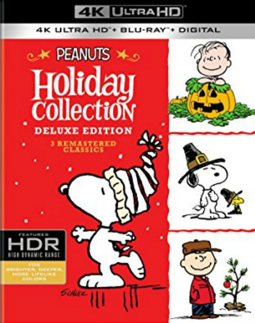 Peanuts Holiday Collection 4K Ultra HD