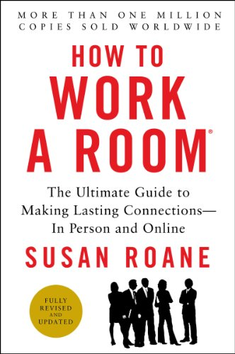 How to Work a Room by Susan RoAne