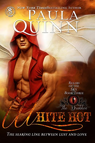 White Hot by Paula Quinn