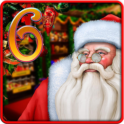 Christmas Wonderland 6 - Hidden Object Adventure