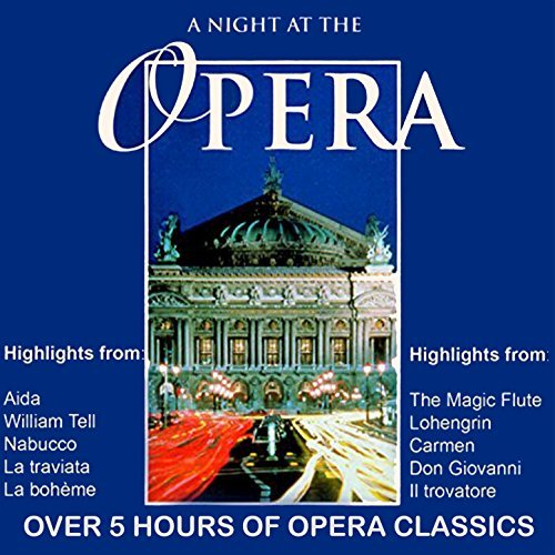 A Night at the Opera (Highlights) By Various Artists