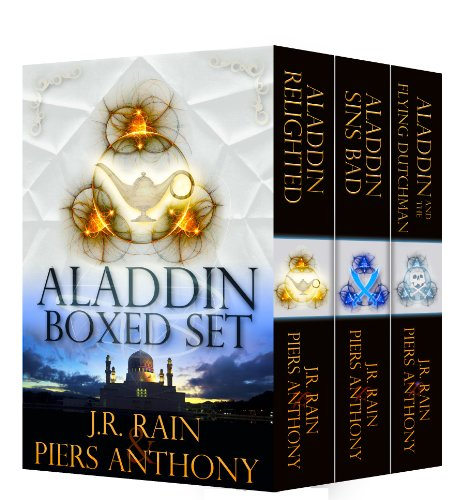 The Aladdin Trilogy by J.R. Rain