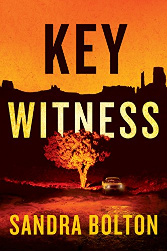 Key Witness (Emily Etcitty Book 1) by Sandra Bolton