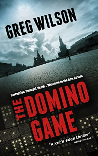 The Domino Game by Greg Wilson