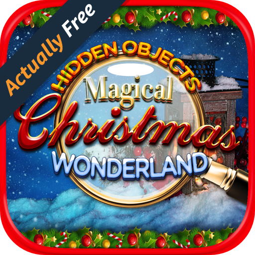 Hidden Objects Magical Christmas Wonderland