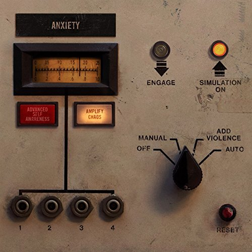 Add Violence by Nine Inch Nails