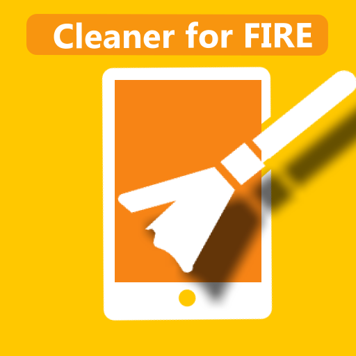 Garbage and Cache Cleaner for Kindle Fire Tablets