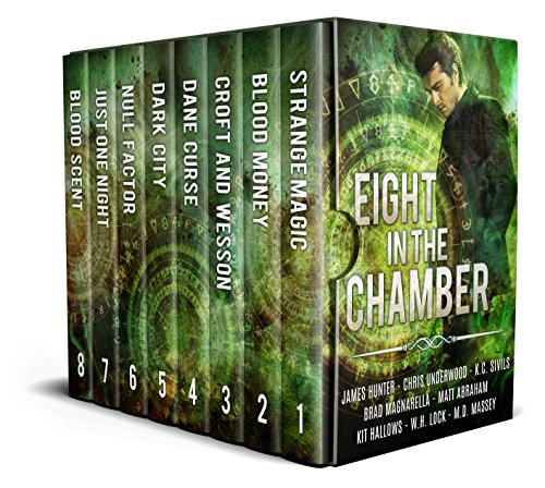 Eight in the Chamber by Matt Abraham & Others