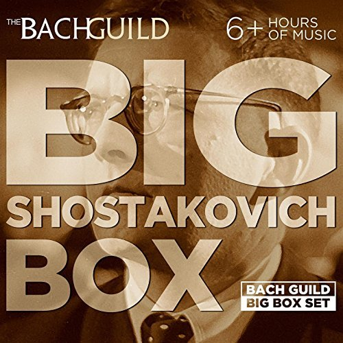 Big Shostakovich Box by Various Artists