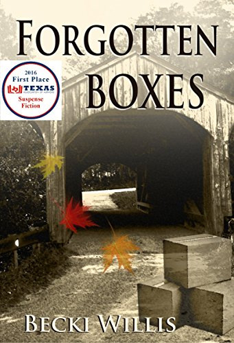 Forgotten Boxes by Becki Willis