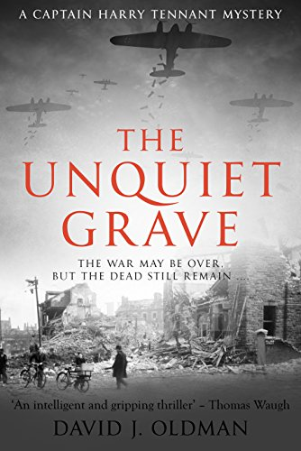 The Unquiet Grave by David J Oldman