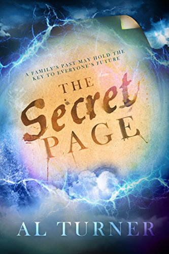 The Secret Page (The Page Chronicles Book 1) by Al Turner