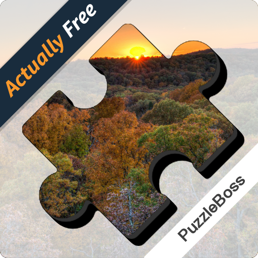 Jigsaw Puzzles: More National Parks