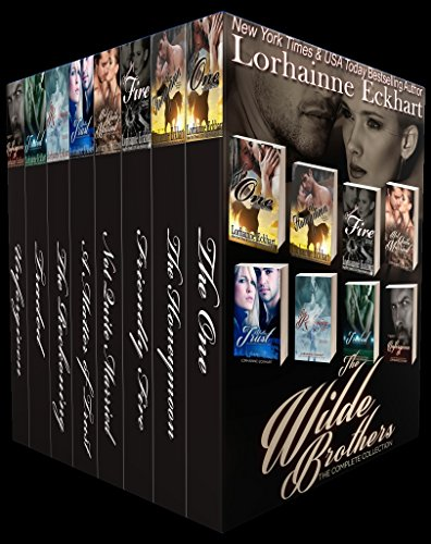 The Wilde Brothers: The Complete Collection by Lorhainne Eckhart