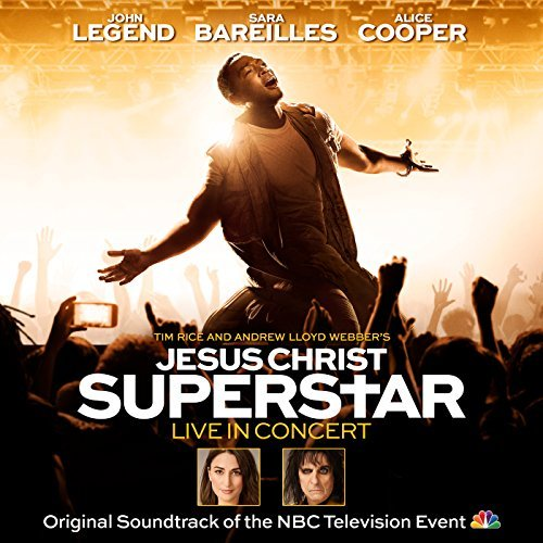 Jesus Christ Superstar Live in Concert by Original Cast
