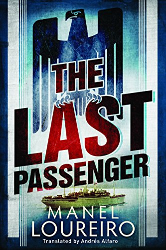 The Last Passenger by Manel Loureiro