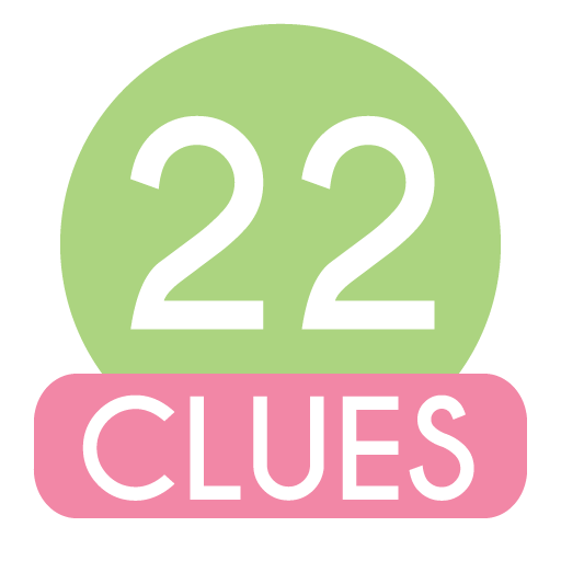 22 Clues: Word Game