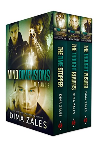 Mind Dimensions Box Set by Dima Zales